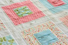 Project 12 Quilts: A little more Love