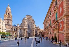 ¡Murcia que hermosa eres!. La Catedral de Murcia