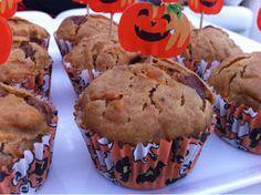 MULLEHUSET.DK: Græskar muffins