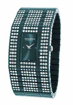 Price:$261.56 #watches Haurex BX368DBB, Haurex Italy Honey PC Women's Blue Watch