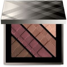 Burberry Complete Eye Palette (80 CAD) ❤ liked on Polyvore featuring beauty products, makeup, eye makeup, eyeshadow, plum pink, burberry, pink eye makeup, pink eye shadow, palette eyeshadow and plum eyeshadow
