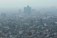 Respirar el aire en la CDMX equivale a fumarse 40 cigarros al día
