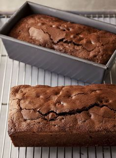 Recipe: Ina Garten's Triple Chocolate Loaf Cake   Kitchn