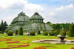 Schönbrunn Gardens, Vienna   Austria (by MarcelGermain)