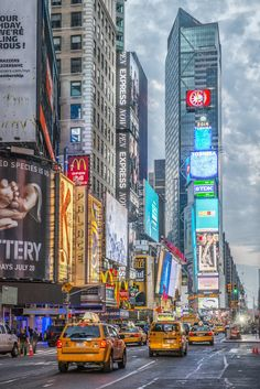 Times Square by JUANJO CAMPA on 500px New York City Pictures, New York Photos, New York Wallpaper, City Wallpaper, New York Vacation, New York City Travel, Ny Life, New York Life, Times Square New York