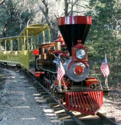 You can ride a miniature train, known as Sophie, through the Southwest Williamson County Regional Park that takes its passengers on 1.3 mile ride through the park.