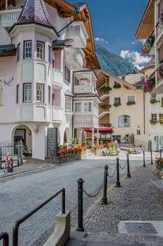 Moena  Trentino  Italy