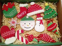 Large Traditional Christmas Cookie Bundle