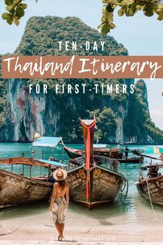 Here you'll find the best Thailand backpacking route and itineraries for ten days, two weeks, three weeks and four weeks in Thailand. 10 Days In Thailand, Thailand Vacation, Thailand Travel Guide, Visit Thailand, Asia Travel, Honeymoon In Thailand, Backpacking Thailand, Thailand Tourism, Image Mandala