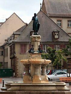 Roesselmann fountain