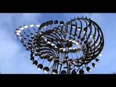 Sculpting the Wind: Anthony Howe's Kinetic Sculptures | The Kid Should See This