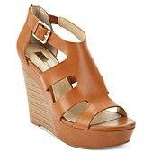 INC International Concepts Women's Shoes, Cassandra Platform Wedge Sandals