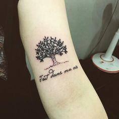 I like the tree