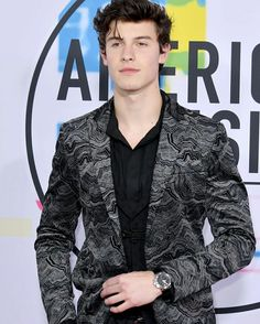 Shawn for AMAs 2017