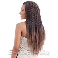 senegalese twist with color - Google Search