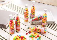 [바보사랑] 알록달록 상큼하게 내 마음 전해볼까? /젤리빈/사탕/캔디/화이트데이/선물/연인/커플/간식/젤리/Jelly beans/candy/White Day/Gifts/lover/couple/snacks/Jelly