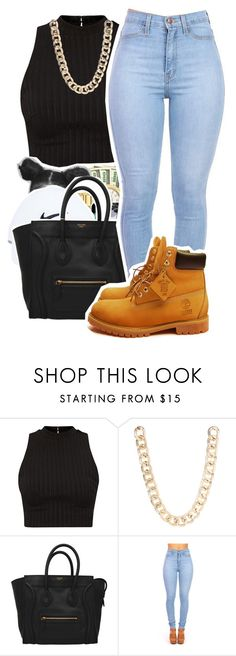 """Jacquees X Persian Rugs"" by uniquee-beauty ❤ liked on Polyvore featuring Jane Norman and Timberland"