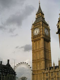 Bir Londra rüyası.