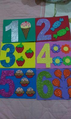 numeros / numbers