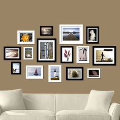 28 Marvelous Magnetic Photo Frames For Refrigerator Photo Frames And Matting Decor, Home Decor Bedroom, Decor Design, Gallery Wall Living Room, Home Decor, Room Decor Bedroom, Deco Salon, Inspiration Wall, Wall Design