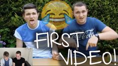 REACTING TO 'OUR' FIRST EVER VIDEOS!