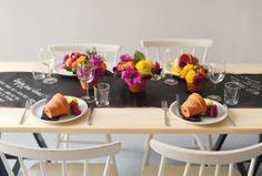 10 ideas sobre decoración de mesas   Decorar tu casa es facilisimo.com
