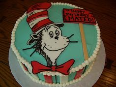 """really cute.  I might be able to pull this one off since it doesn't require """"sculpting"""" cake!!!!"""