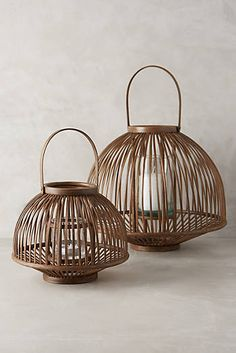 Bamboo Kasa Lantern