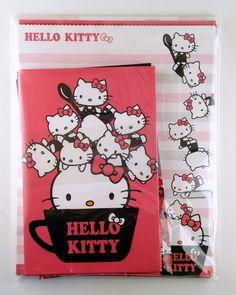 Sanrio Hello Kitty letter set Japan