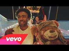 "Childish Gambino released a video for his song ""3005."" His new album ""because the internet,"" will be dropping soon."