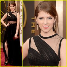 Anna Kendrick - Oscars 2014 Red Carpet