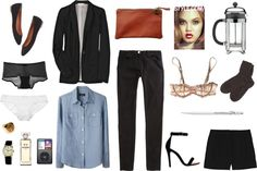 """""""must haves"""" by jekkah on Polyvore"""