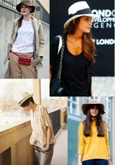 Need a great hat for socal ...    http://apartment34.blogspot.com/2011/05/hats-are-new-umbrella.html