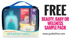 Freebies By Mail, Baby Freebies, Get Free Stuff, Free Baby Stuff, Free Beauty Samples, Free Samples, Baby Samples, Free Diapers, Sample Box