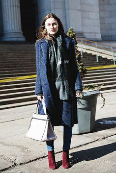 New_York_Fashion_Week-Street_Style-Fall_Winter-2015-Giorgia_Tordini by collagevintageblog, via Flickr