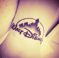 Disney castle tattoo || Maybe a combination of those two?