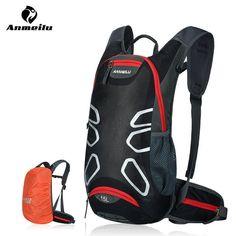 40L Sports Bags  Water Bag Ergonomics Large Capacity Cycling Backpack