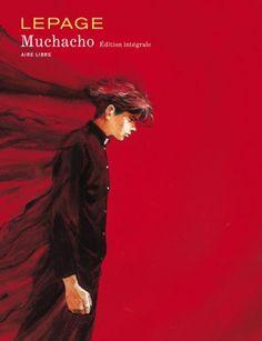Couverture de Muchacho -INT- Muchacho - Édition intégrale