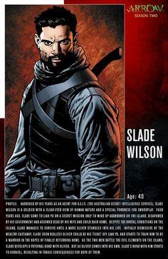 Slade Wilson Comics