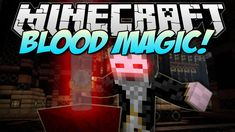 Blood Magic Mod will bring to Minecraft world a breath of fresh air as well as some small changes to the gameplay. The magic of Blood Magic Mod will be vaguely dark and a bit scary when blood is a power.