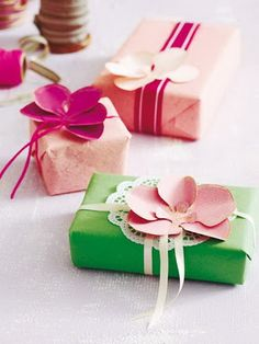 gift wrapping for mom - Google Search