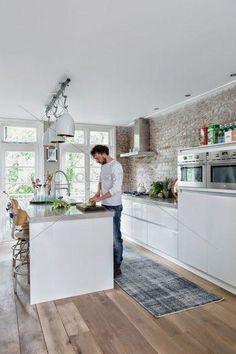 Una casa de estilo ecléctico en Amsterdam