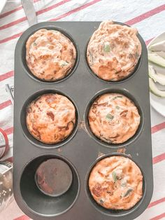 Egg Muffins, Eggs, Breakfast, Healthy, Food, Morning Coffee, Essen, Egg, Meals