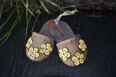 Pantoflíčky (c) / Zboží prodejce Ateliér MIG Potpourri, Baby Shoes, Atelier, Kids, Bowl Fillers, Baby Boy Shoes, Crib Shoes
