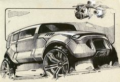 Russo Balt project - Year 2002 Ernest Tsarukyan (https://www.facebook.com/pages/Ernest-Tsarukyan/155968424564165) sketches