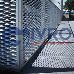 Expanded Metal, Mesh, Outdoor Structures, Fishnet