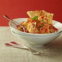 Cauliflower, Lentil and Chicken Curry #recipe