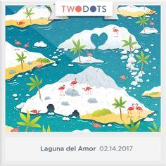 ¡Reclamé la Cresta de Afrodita en la Laguna del Amor! - playtwo.do/ts