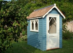 the heritage garden shed from the english garden shed company hand made in exeter devon