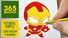 Como dibujar a ironman como dibujos kawaii faciles es el tema de nuestro vídeo de hoy. // how to draw ironman is the point of this video. is the point of 365 Kawaii, Kawaii Art, Avengers Quotes, Avengers Comics, Hulk Funny, Iron Man Drawing, Avengers Drawings, Graffiti Lettering, Disney Marvel